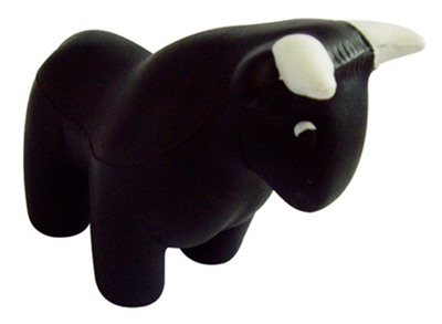 Black Bull Stress Shape