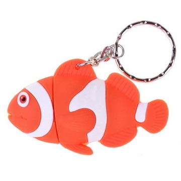 Clown Fish Flash Drive