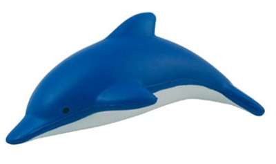 Custom Dolphin Stress Ball