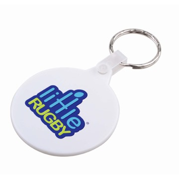 Hard Plastic Key Chain