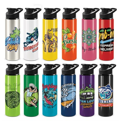 Haven Snap Cap Drink Bottle