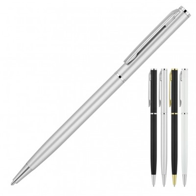 Paris Matte Metal Ballpoint