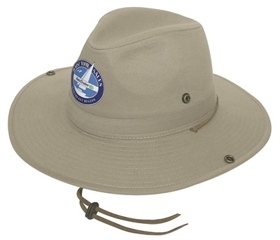 Safari Twill Sun Hat