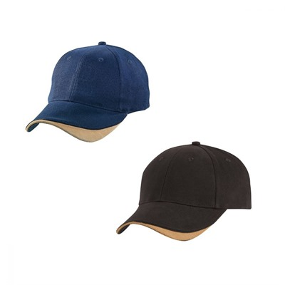 Sueded Baseball Cap