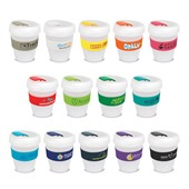350ml Reusable Frosted Coffee Cup