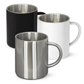 400ml Double Wall Mug