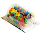 BizCard Treats 50g Mini M&Ms