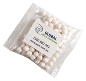 Clear 50g Mint Cello Bags