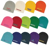 Colourful Acrylic Beanie