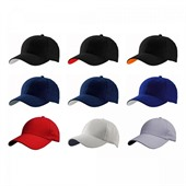 Contrast Brushed Cotton Cap
