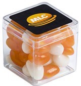 Corporate Jelly Bean 60g Hard Cube