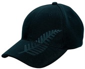 Embossed Fern Cap
