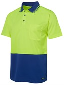 Everyday Hi Vis Polo Shirt