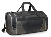 Gunmetal Large Duffle Bag