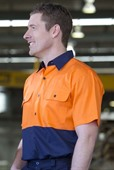 Hi Vis Dexter Work Shirt