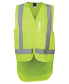 Hi Vis Long Tail Safety Vest