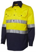 Hi Vis Newton Work Shirt