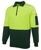 Hi Vis Safety Fleece Jumper