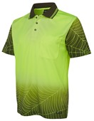 Hi Vis Web Polo Shirt