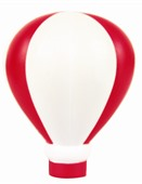 Hot Air Balloon Stress Shape