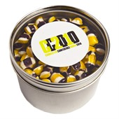 Humbugs Round Window Tin