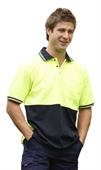 Kirby Short Sleeve Hi Vis Polo