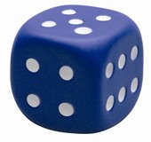 Large Dice Stress Shape