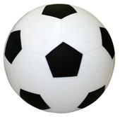 Large Soccer Ball Stress Shape