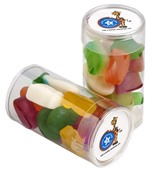 Mixed Lollies Pet Tube