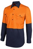 Myles Hi Vis Work Shirt