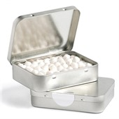Promo  65g Hinge Tin of Mints