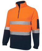 Reflective Hi Vis Polar Fleece