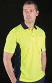 Safety Waratah Polo Shirt