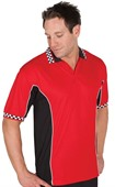 Short Sleeve Racing Polo