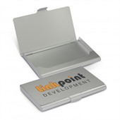 Slim Metal Card Holder