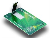 Slimline USB Wallet Card
