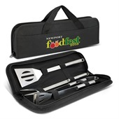 Soft Case BBQ Set