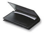 Softouch Business Card Holder