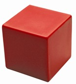 Stress Cube Shape