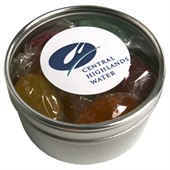 Window Tin 100g Boiled Lollies